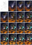 Progress of Eva X Dead Space