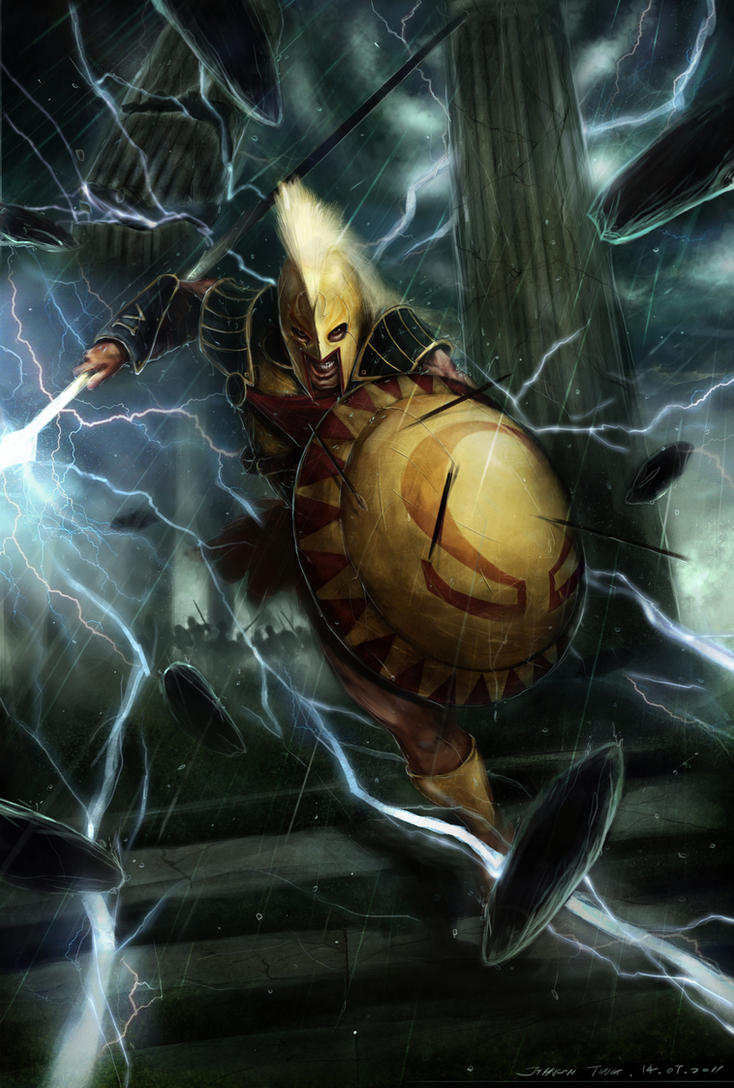 Ares god of war 3