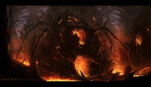 Spider Dungeon