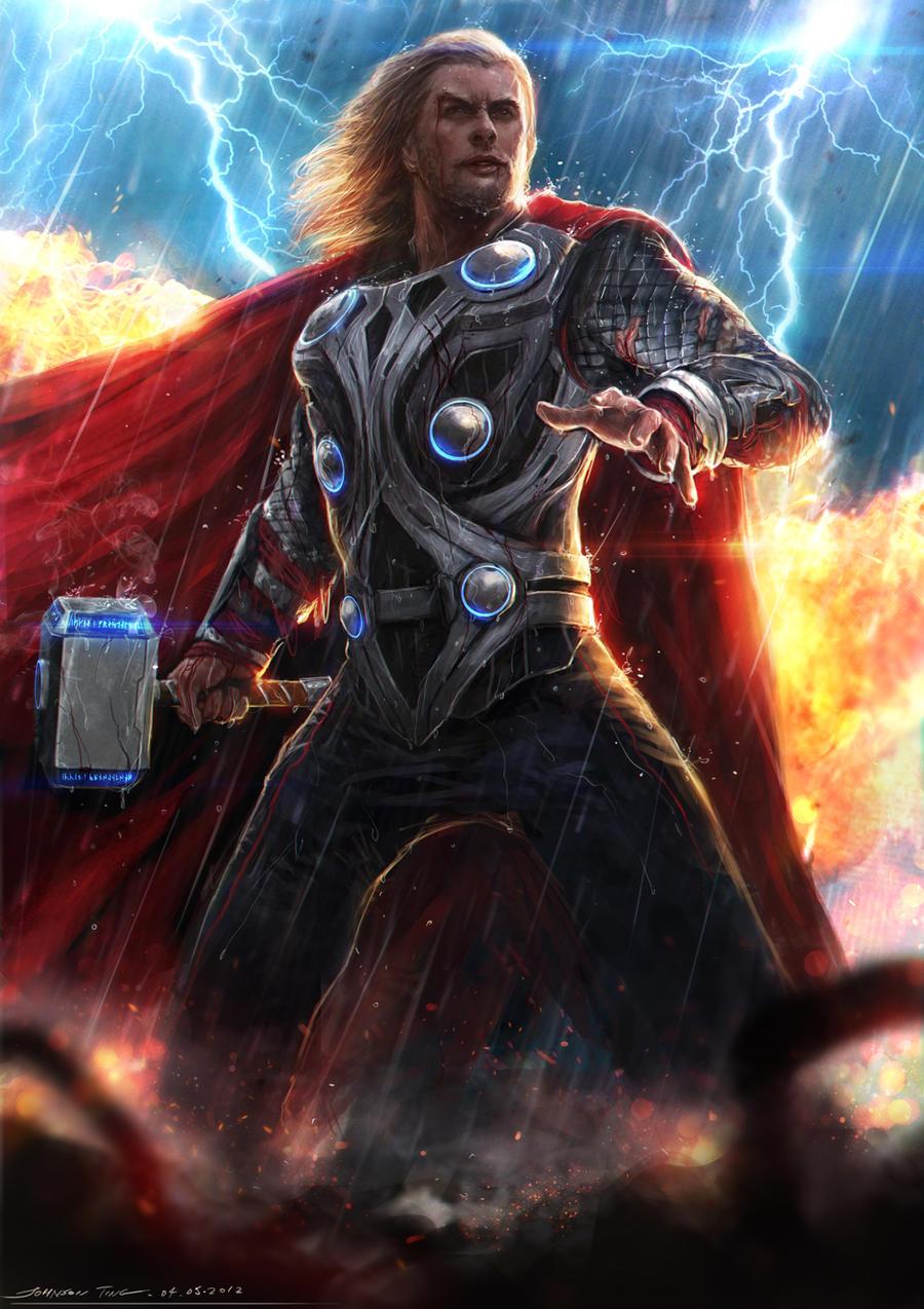 Thor - Avengers