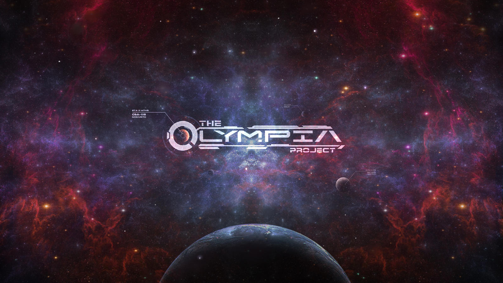 The Olympia Project - Wallpaper Teaser by johnsonting