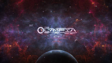 The Olympia Project - Wallpaper Teaser
