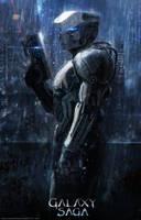Dark Knight by johnsonting