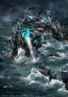 Sea Golem by johnsonting