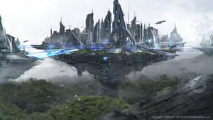 Kel Canopy City - Kingdomrealms