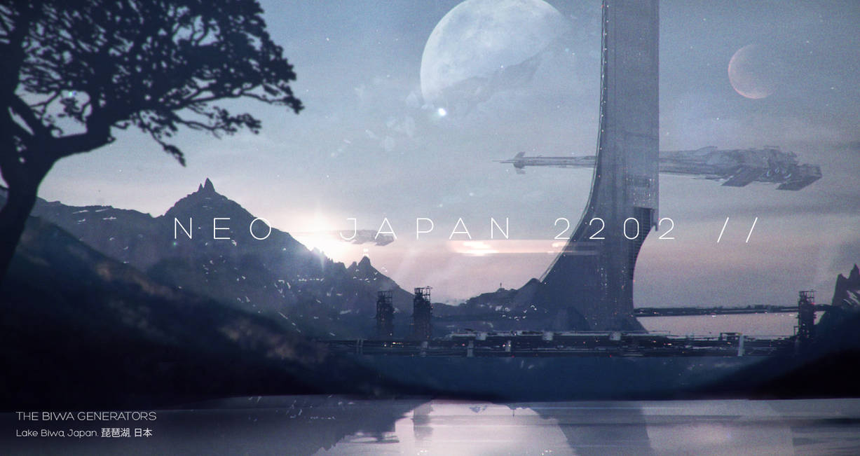 The Biwa Generators - Neo Japan 2202 by johnsonting