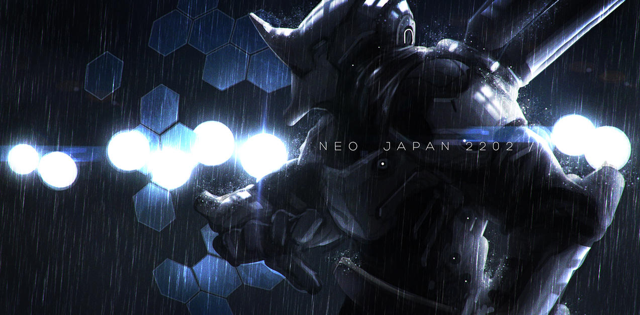 NEO JAPAN 2202 - Enerugi Gado by johnsonting