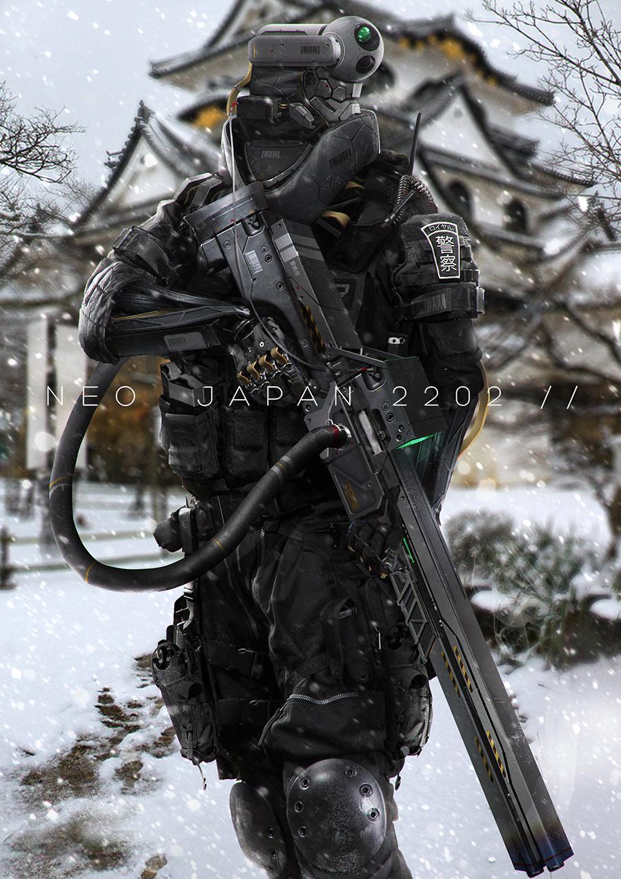 NEO JAPAN 2202 -  Royales