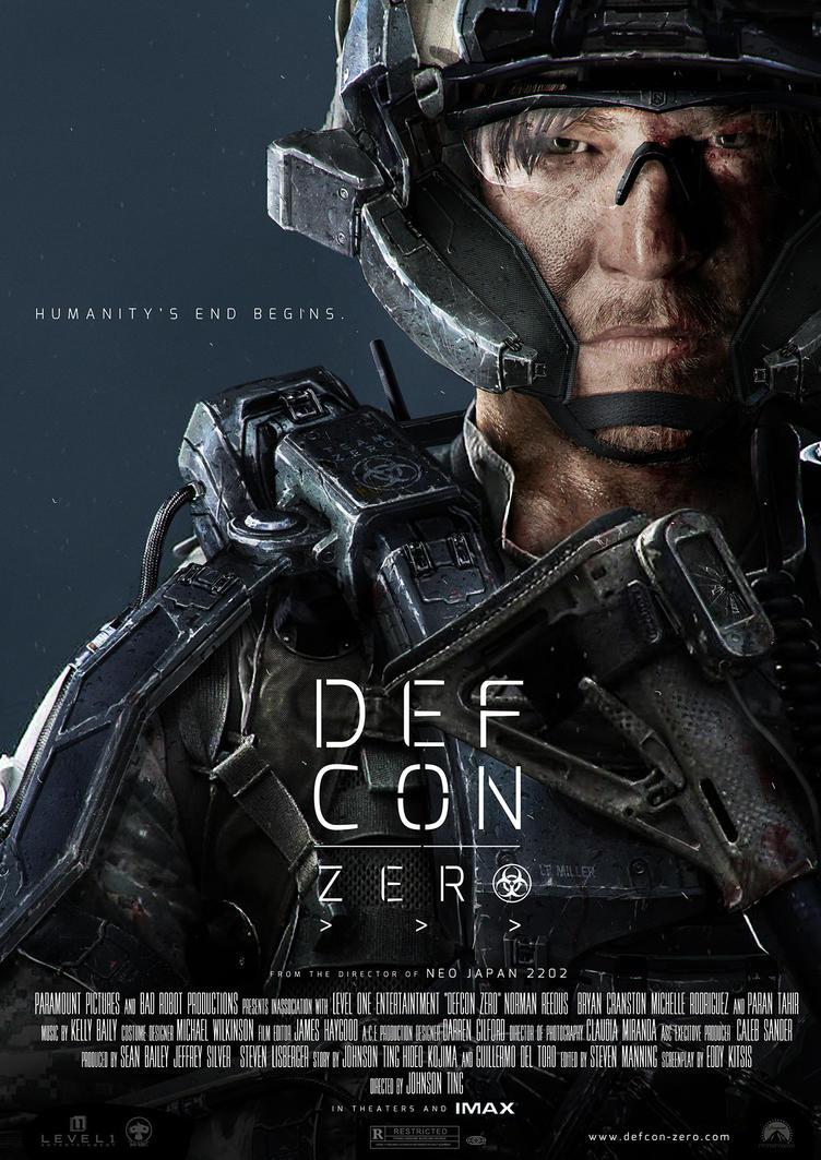 DEFCON ZERO by johnsonting