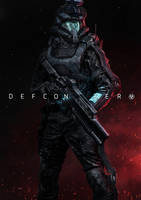 DEFCON 0 - LT. MILLER by johnsonting