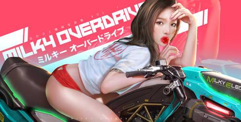 Lollipop Throttle by johnsonting