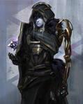 Mara Sov - Queen of Titans
