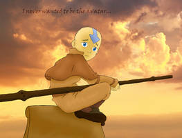 The Avatar Returns by superhorse1999