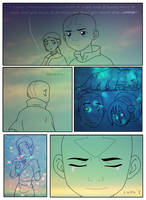 Avatar Comic - i won't stop caring by superhorse1999