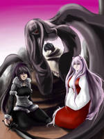 Kubera: 3 Mothers by ResidentialPsycho