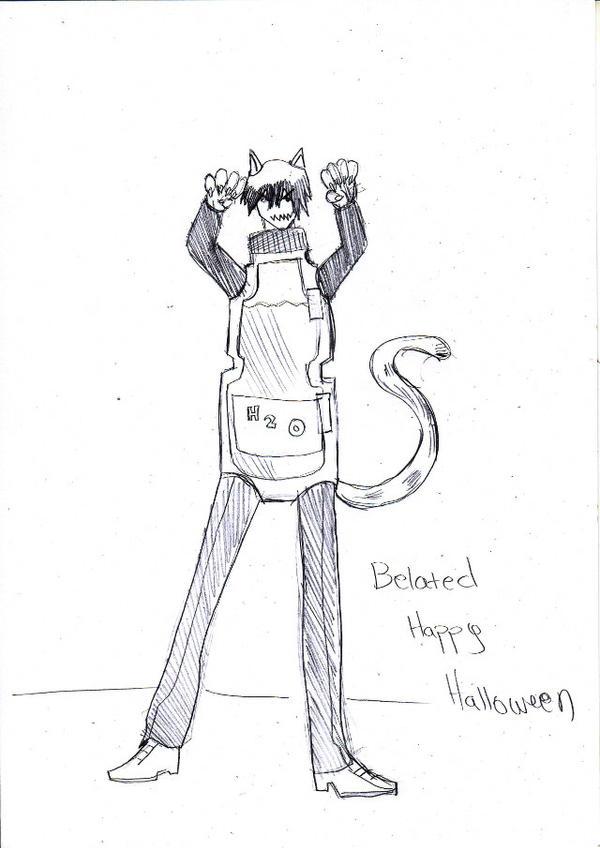 Happy Halloween by legomaestro