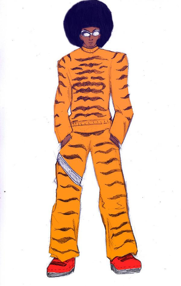 Tigerman Concept 1 by legomaestro