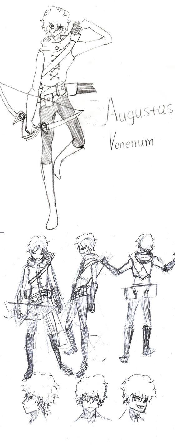Brave Augustus Venenum by legomaestro
