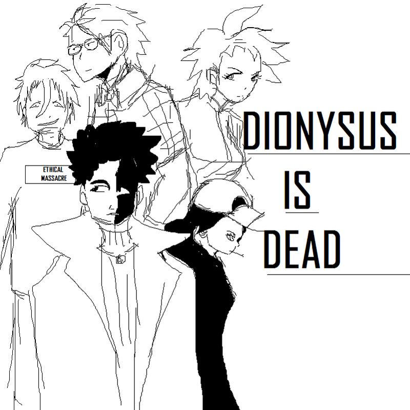 Dionysus Is Dead by legomaestro