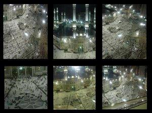 Makkah Night -Miss Lebanon2004 by Muslims