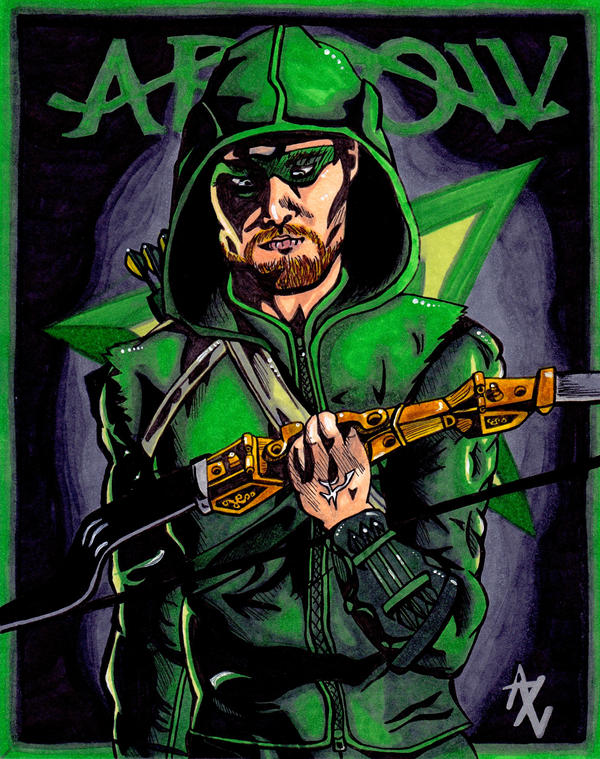 Arrow by ZombieKaiju