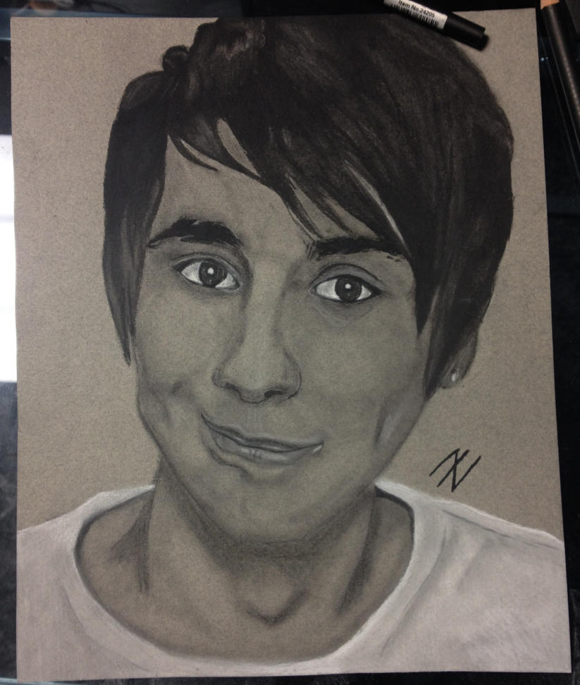 Dan Howell by ZombieKaiju