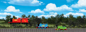 The Heroes Of Sodor