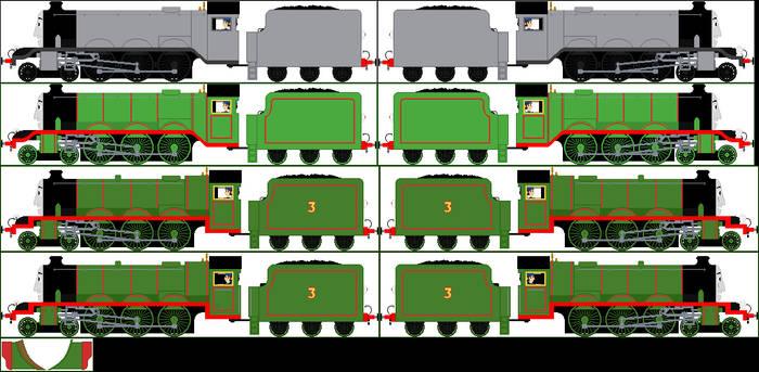 Henry The Big Strong Engine V2