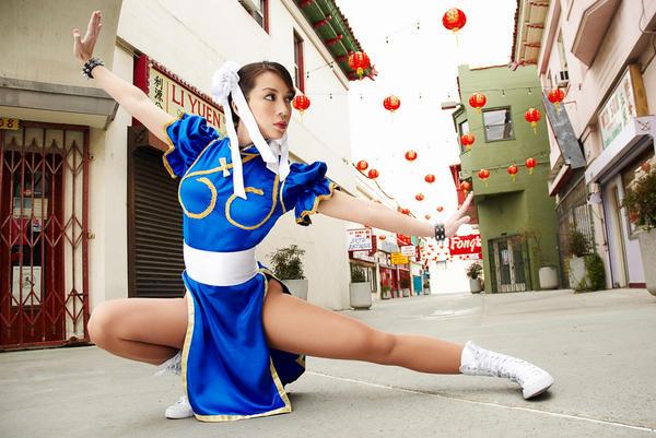 Chun-li 2 by cherieroberts