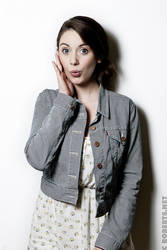 Alison Brie by cherieroberts