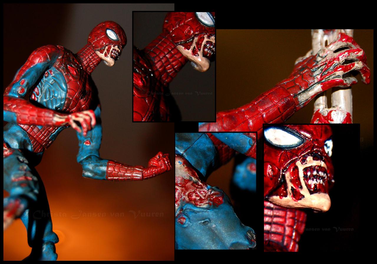 Zombie Spiderman - Yummy