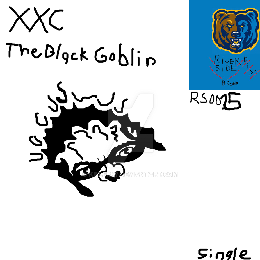 XXC - The Black Goblin by killerk7