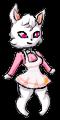 Tiny Lil Gabun by th3p1nkfr34k
