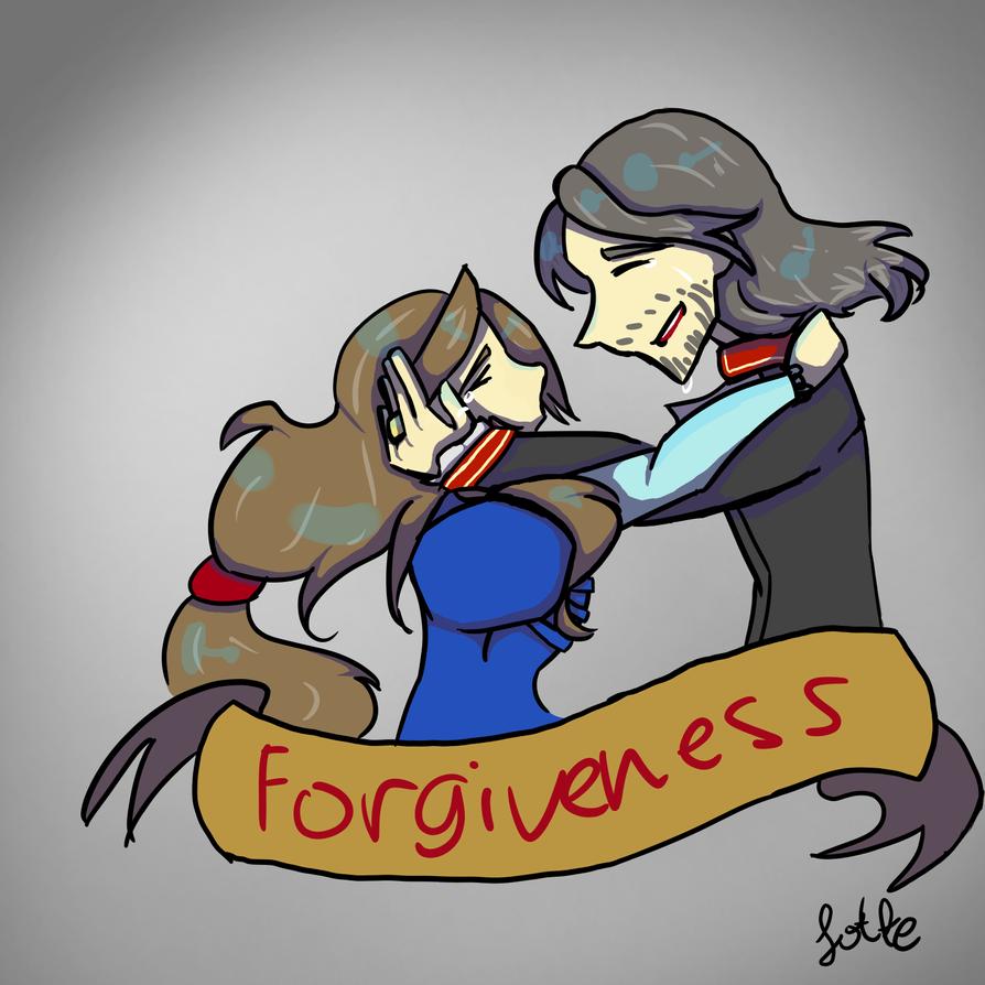 Forgiveness by Senkaima