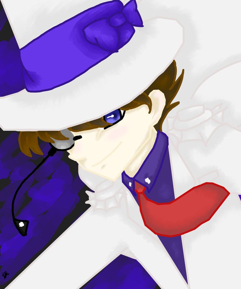 Kid the Phantom Thief - Magic Kaito by Senkaima