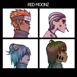 Red Moonz - CONTEST ENTRY by Mortica