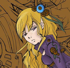 Flood Valley OC: Zelda