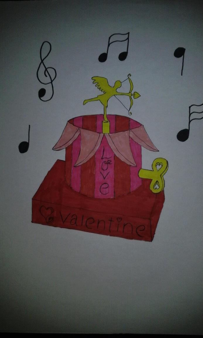 Happy Valentines Day by sarinavan