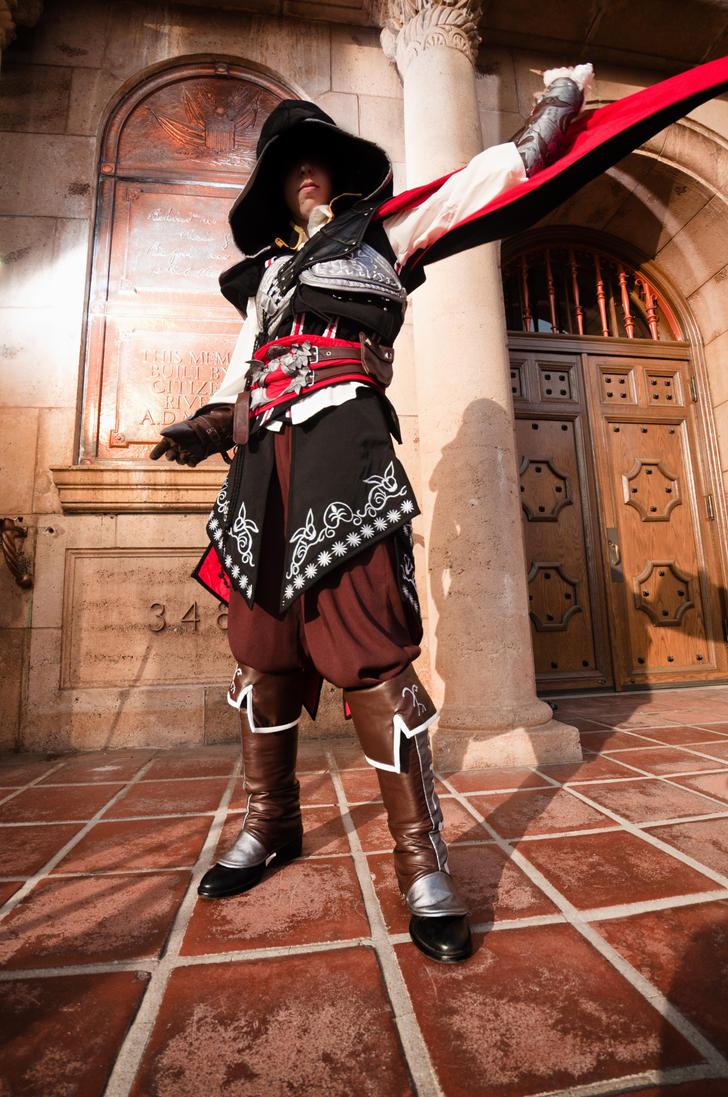 Ezio by Mnguyen8097
