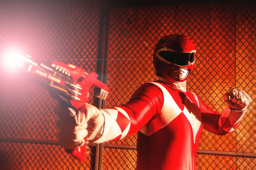 Red Ranger by Mnguyen8097