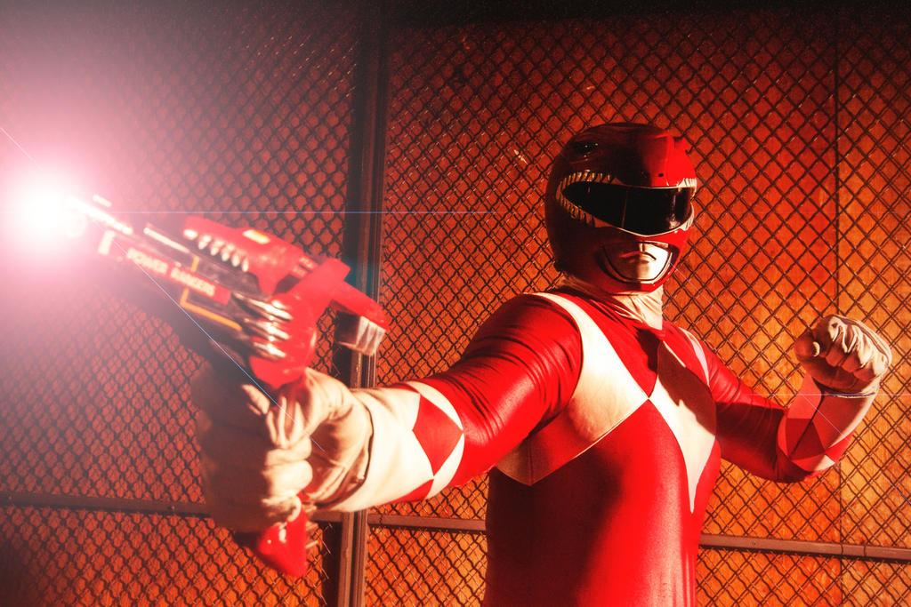 Red Ranger by Mnguyen8097