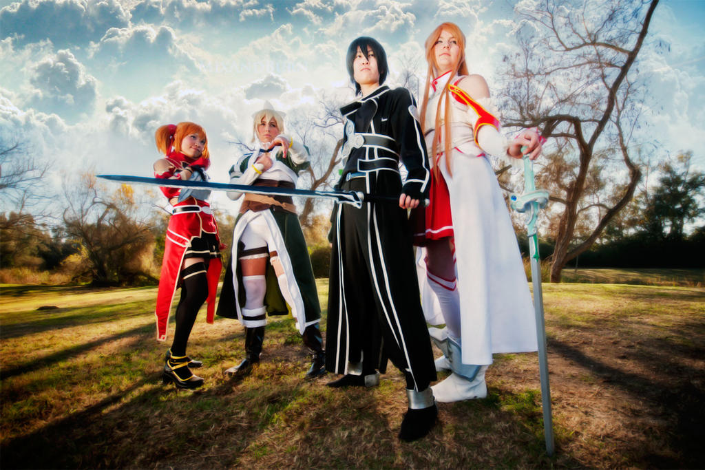 Sword Art Online (V2 of this Photo) by Mnguyen8097