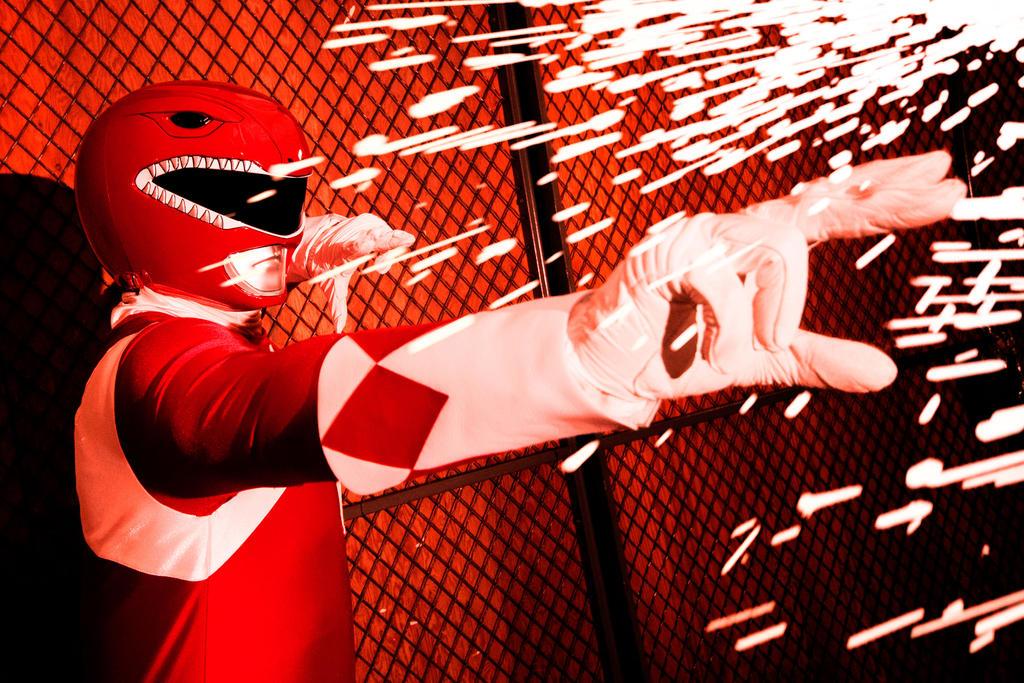 Red Ranger #2 by Mnguyen8097