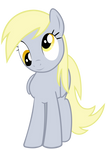 Derpy confused png (derp-eyed)
