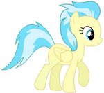 Wonderbolt Misty suitless