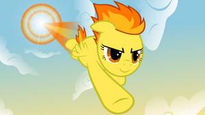 Sonic (Spit-)Fireboom by BaumkuchenPony