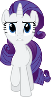 Concerned Rarity