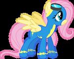 Wonderbolt Fluttershy