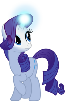 Rarity In the Dark