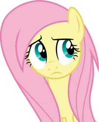 Fluttershy's Bad Hair Day